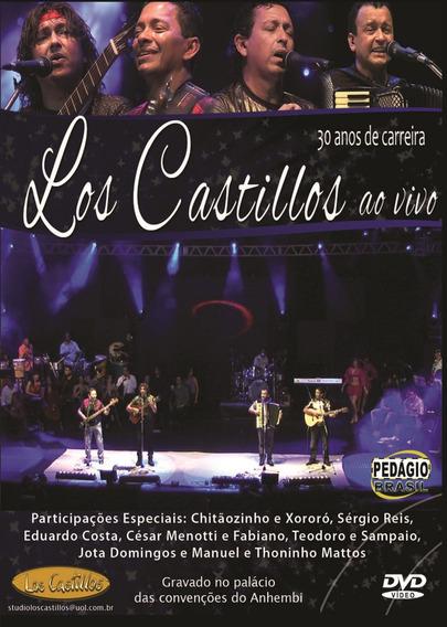 Dvd Los Castillos - 30 Anos Ao Vivo ( Novo - Águia Music)