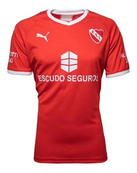 Camiseta Oficial Independiente Home 19 Puma Rojo 756764