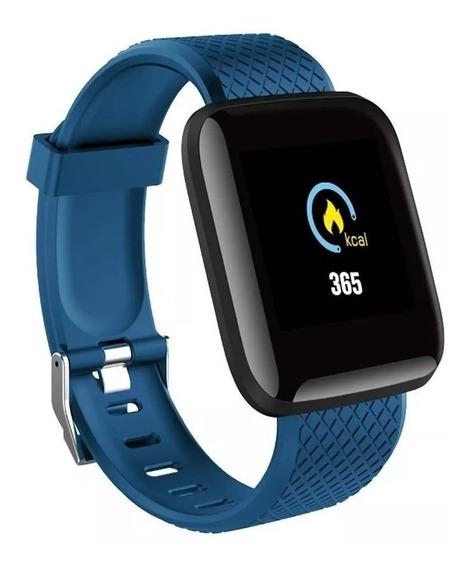 D13 Smartwatch Reloj Inteligente - Azul - 78