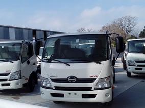 Camion Hino 616 Serie 300 Grupo Toyota