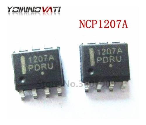 Imagen 1 de 2 de Circuito Integrado Ncp1207 Ncp 1207 Original On X5 Unidades