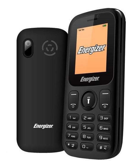 Telefono Celular Libre Energizer E10+ Negro Dual Sim C/envio