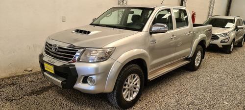 Toyota Hilux 3.0 Cd Srv I 171cv 4x4 2012