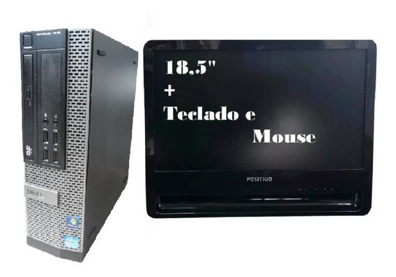 Computador Dell Optiplex 7010 I5 8gb 120gb Ssd Semi Novo