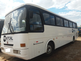Ônibus Rod. Commil 355/6 Ótimo Para Motor Home Ou Food Truck