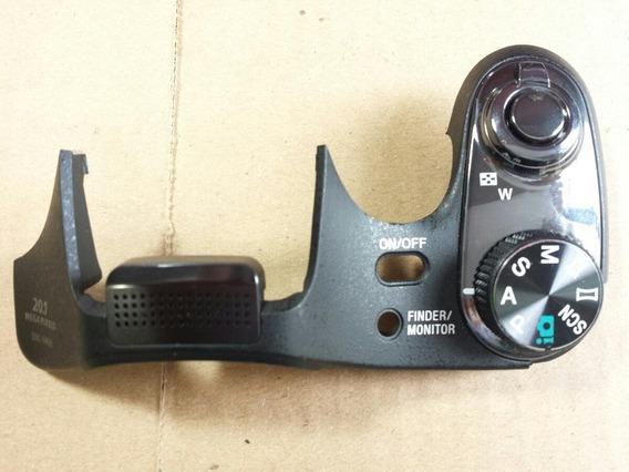 Parte Carcaça Modo Câmera Sony Dsc-h400 Original #12