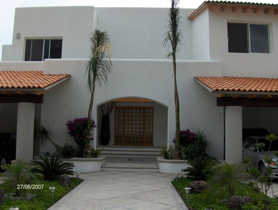 Espectacular Residencia En Juriquilla! Acceso A Golf Y Lago