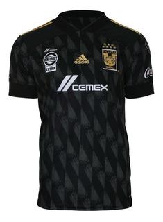 Jersey Playera De Tigres Negro 2020 Gratis Personalizado