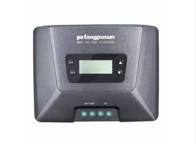 Controlador De Carga Solar Fangpusun 50a/100v 100% Mppt + Nf