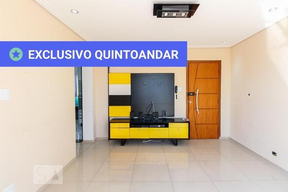Apartamento No 7º Andar Mobiliado Com 2 Dormitórios - Id: 892960398 - 260398