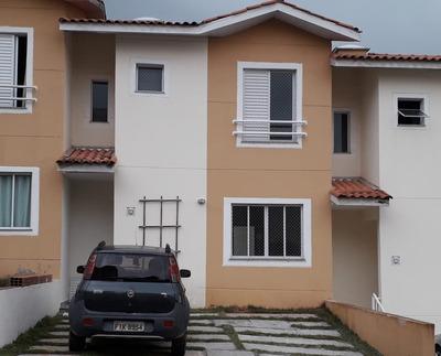 Casa Sobrado 3 Dormitórios (1 Suite) 2 Garagens - Cotia - Sp
