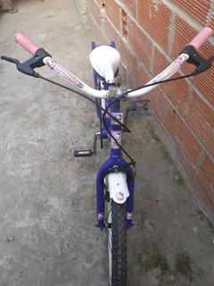 Bici De Nena Rodado 16