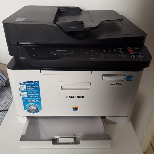 Impressora Laser Color Samsung