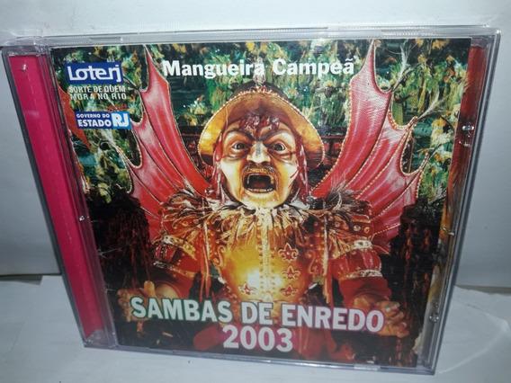 Cd Sambas De Enredo 2003 Ne
