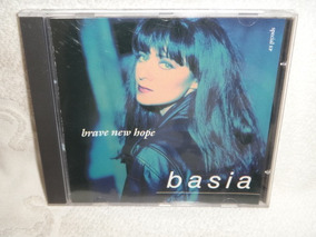 Cd - Basia - Brave New Hope