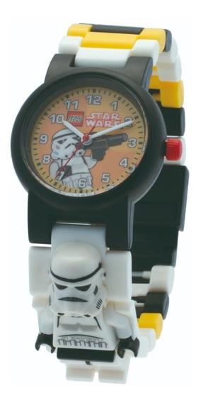 Reloj De Pulo Lego Star Wars Stormtrooper O8020424 Outlet