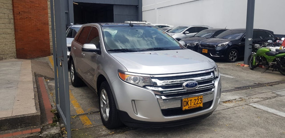 Ford Edge 3500cc Limited 4x4 Gasolina