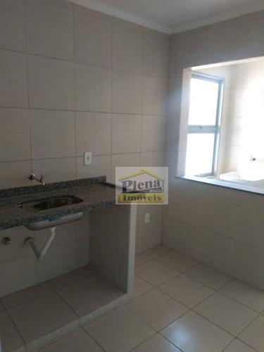 Imagem 1 de 11 de Apartamento Residencial À Venda Com 53 M² - Parque João De Vasconcelos - Sumaré/sp - Ap1069