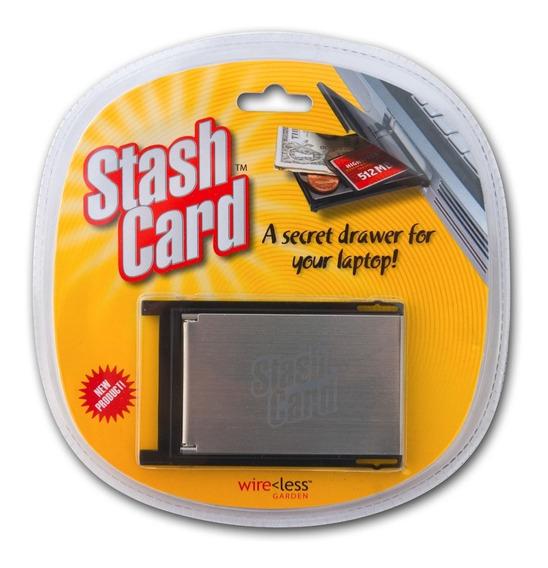 Stash Card Gaveta Secreta Para Tu Laptop Tarjeta Pcmcia