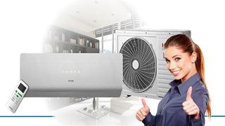 Aire Acondicionado Oficinas Consultorios Casas Ahorro Energ*