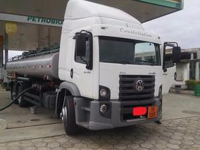 Vw 24250 Caminhão Tanque 18.000 L Botton Loading