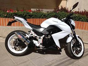 Kawasaki Bicilindrica Z250