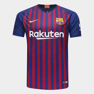 Camisa Nike Barcelona I 2018-2019