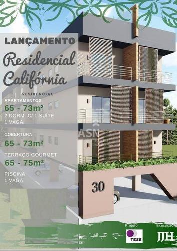 Apartamento  Com 2 Dormitórios À Venda, 73 M² Por R$ 285.000 - Costazul - Rio Das Ostras/rj - Ap0443