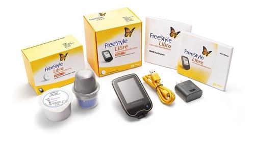 Kit Inicial Lector + 2 Sensores Freestyle Libre Factura