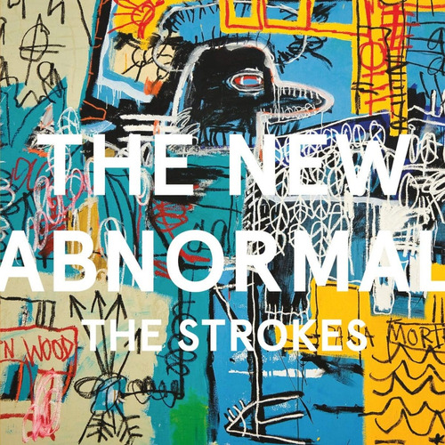 Cd The Strokes The New Abnormal