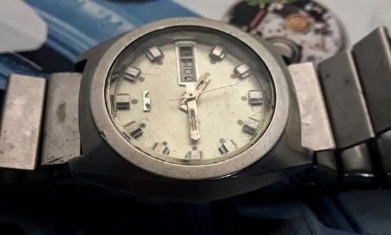Relógio Technos Automático De Aço