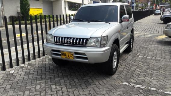 Toyota Prado Gx 2004