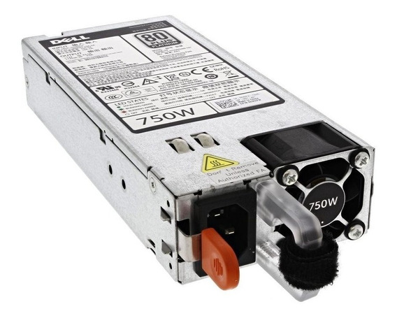Dell D750E-S1 Hot Swap 750W Redundant Power Supply
