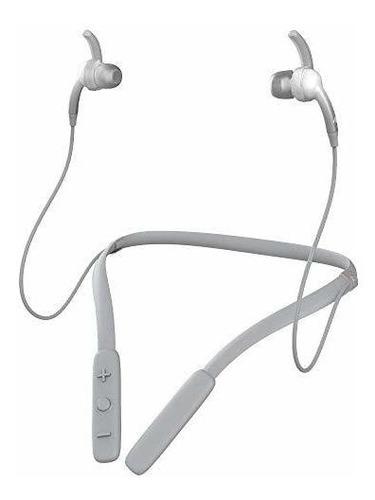 Ifrogz - Flex Force 2 En Ear Auriculares Bluetooth - Plata Y