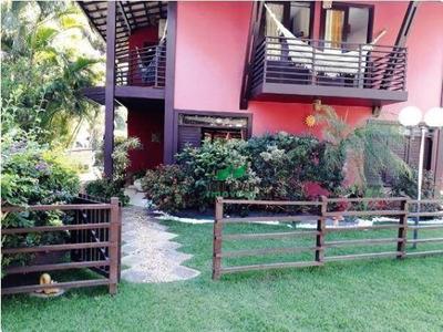 Casa Em Praia Do Forte Diária R$ 1.300 - Ca2779