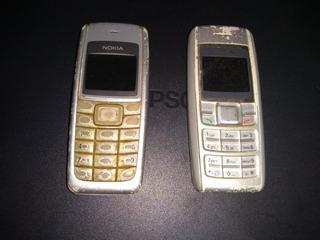 Celular Nokia 1600 - Com Defeito