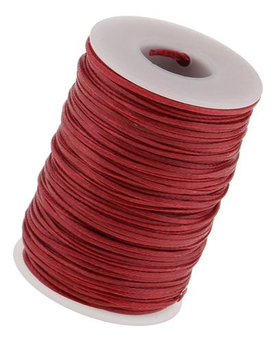 Accesorios De Artesanía De Cuero Rojo