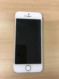 iPhone 5s Branco Com Defeito Placa Logica