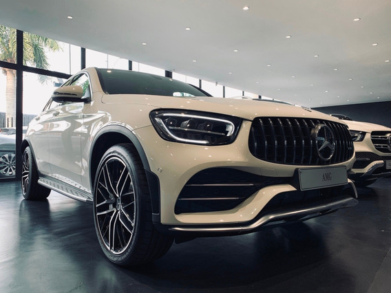 Mercedes Benz Amg Glc 43 4*4 At Coupe Blanca 2020 - 0km