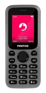 Celular P25 2g Teclado Simples Ligação Sms Positivo Original