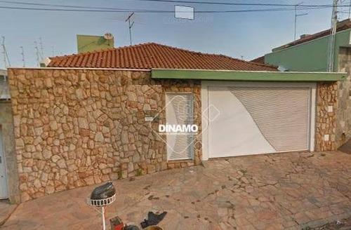 Casa Com 3 Dormitórios À Venda, Parque Dos Bandeirantes - Ribeirão Preto/sp - Ca1559