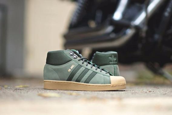 Zapatillas adidas Originals Promodel Superstar Traidas De Ny