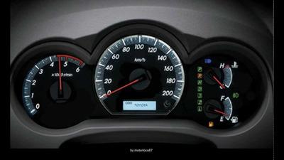 Reparación Tablero Toyota Hilux - Medición De Combustible