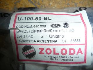 Union Para Cablecanal Zoloda 100x50 Mm U-100-50- B L