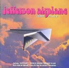 Cd Jefferson Airplane - Journey - The Best