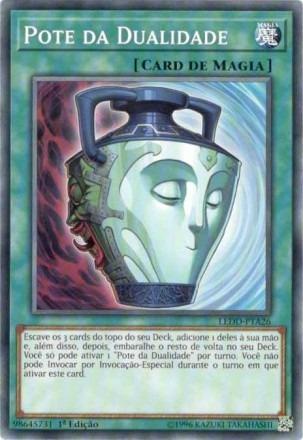 Pote Da Dualidade(ledd-pta26)+card Brinde!!