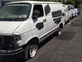 Dodge Ram Van 1500 V6 Son Para Rodar O Por Partes