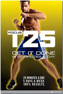 Focus T25 Alpha Beta Gama ¡ 25 Minutos Por Día ! #1