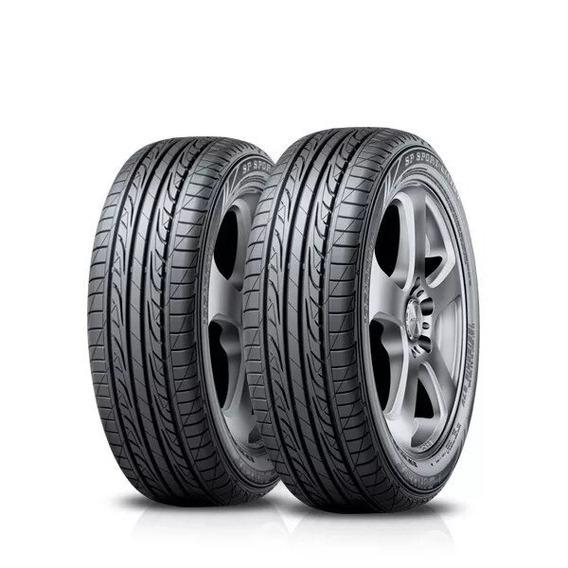 Kit X2 Cubiertas 175/65r14 (82h) Dunlop Sport Lm704