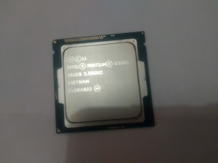 Processador Intel Pentium G3260 Haswell, Cache 3mb, 3.3ghz,